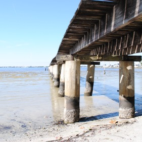 Under the Boardwalk, Fort Myers, Florida, Purchase at https://noelbellophotography.com/